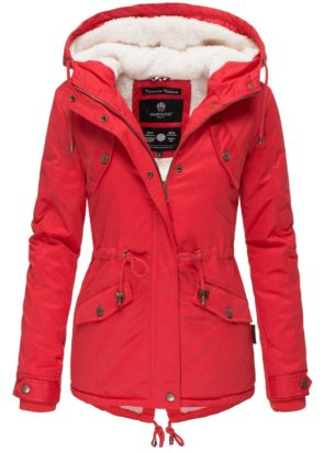 Manolya Navahoo Damen Winterjacke red
