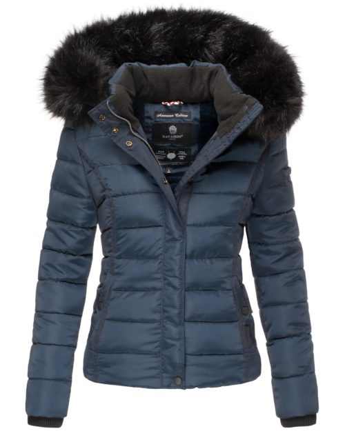 Miamor Navahoo Damen Winterjacke Blue