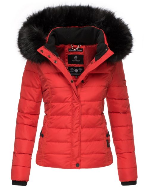 Miamor Navahoo Damen Winterjacke Red