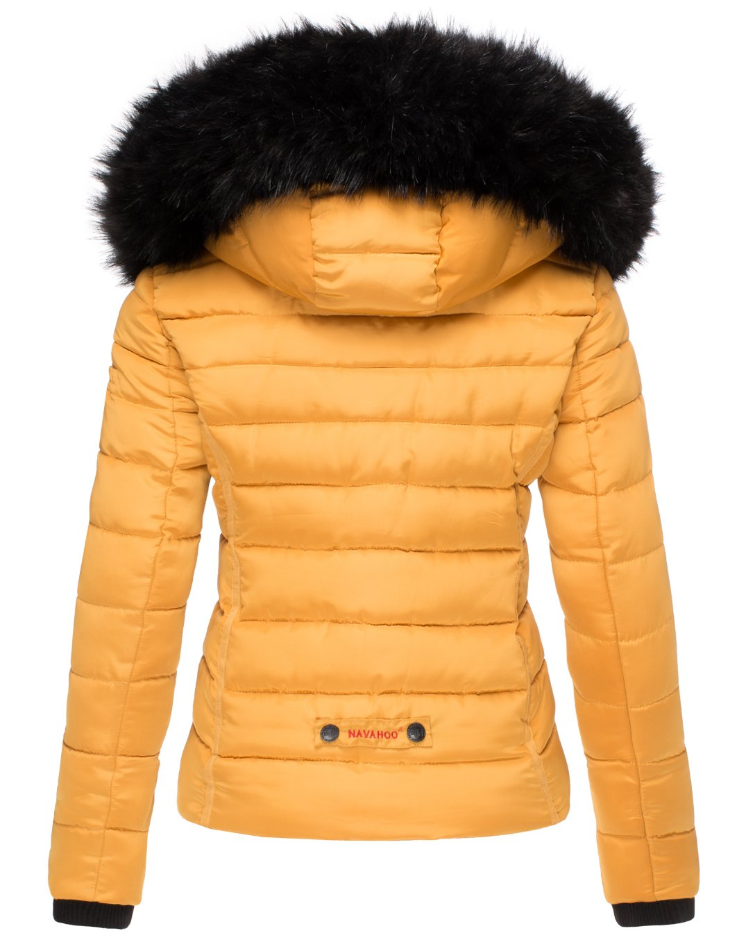 Miamor Navahoo Damen Winterjacke Yellow