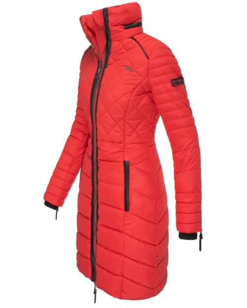 Ronin Navahoo Damen Wintermantel Red